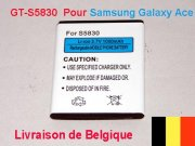 Battery For GSM Samsung Galaxy Ace 8530 1000 mAh